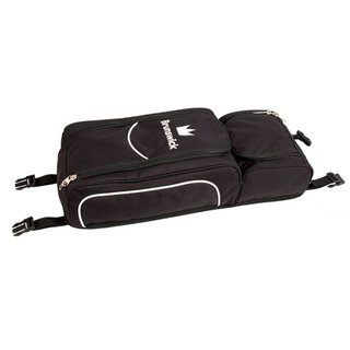 Crown Triple Tote with Pouch