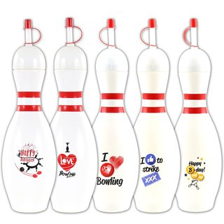 Bowling Pin Trinkflasche