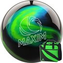 Ebonite Maxim Northern Lights und Basic lime