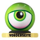 OTB Monster Eyeball Green