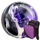 Ebonite Maxim Purple Haze und Compact Purple